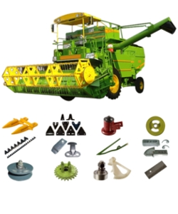 agriculture spare parts manufacture, supplier and exporter from india