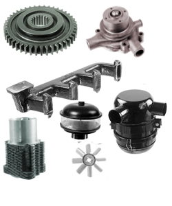 tractor spare parts supplier & exporter in india